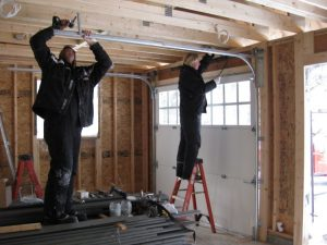 garage door installation Calgary